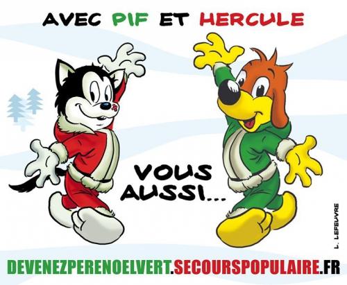 Pif Hercule Père Noël Vert.jpg